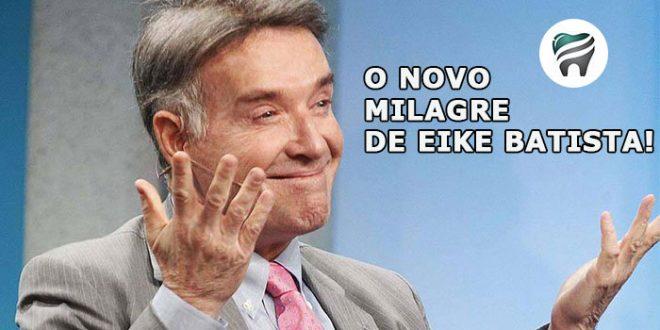 URGENTE! Eike Batista constrói fábrica para lançar PASTA DE DENTE MILAGROSA!